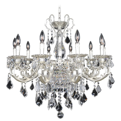 Allegri Lighting Rafael 13 Light Crystal Chandelier 022153-017-FR001