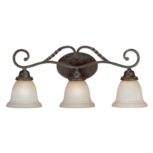 Craftmade Lighting Craftmade Sutherland English Toffee Bathroom Light 22403-ET