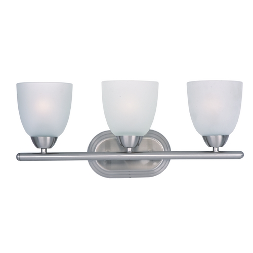 Maxim Lighting Maxim Lighting Axis Satin Nickel Bathroom Light 11313FTSN