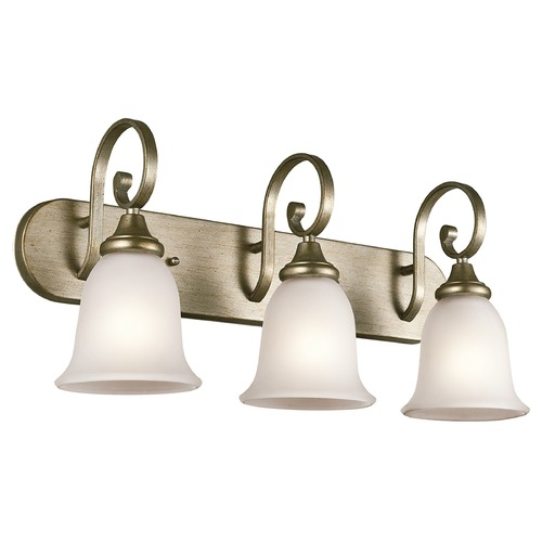 Kichler Lighting Kichler Lighting Monroe Bathroom Light 45055SGD