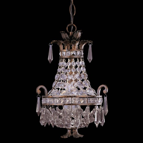 Savoy House Savoy House New Tortoise Shell Mini-Chandelier 1-1046-1-56