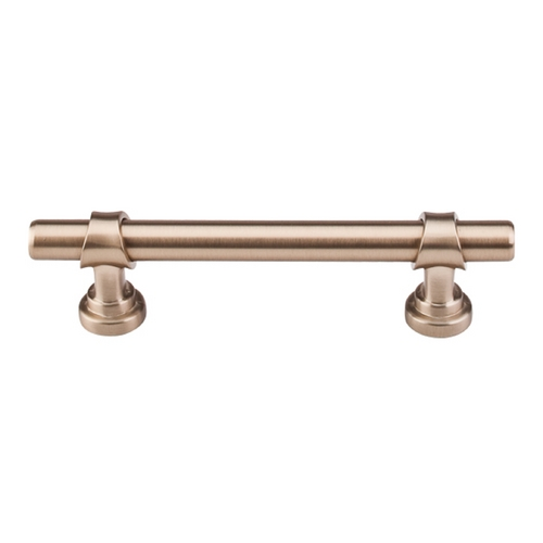 Top Knobs Hardware Cabinet Pull in Brushed Bronze Finish M1649