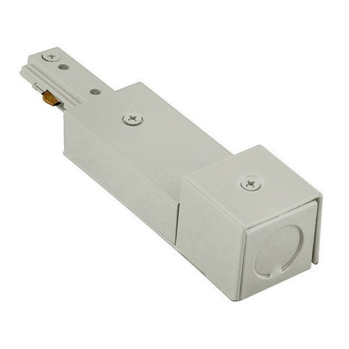 WAC Lighting Wac Lighting Brushed Nickel Rail, Cable, Track Accessory JBXLE-BN