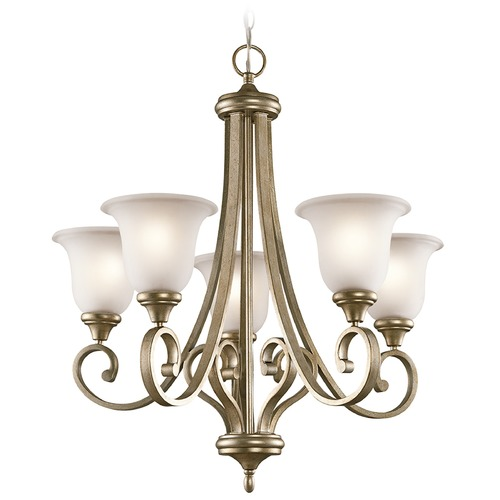 Kichler Lighting Kichler Lighting Monroe Chandelier 43156SGD