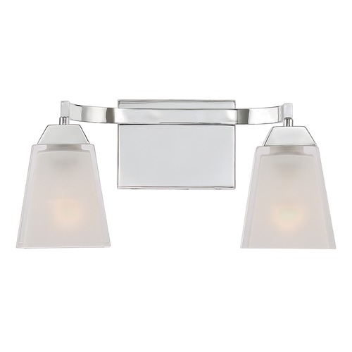 Quoizel Lighting Quoizel Loft Polished Chrome Bathroom Light LFT8602C