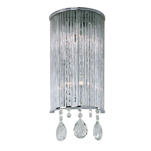 ET2 Lighting Gala Polished Chrome Sconce E22290-18PC