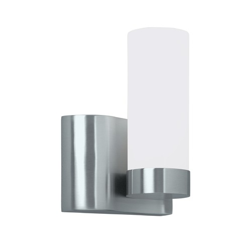 Norwell Lighting Norwell Lighting Wave Brush Nickel Sconce 8901-BN-SO