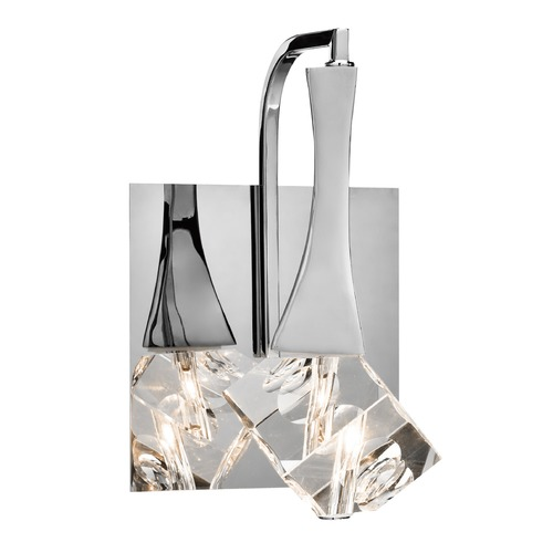 Elan Lighting Elan Lighting Rockne Chrome LED Sconce 83775