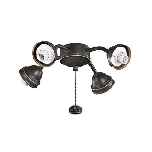 Kichler Lighting Kichler Lighting Olde Bronze Light Kit 350102OZ