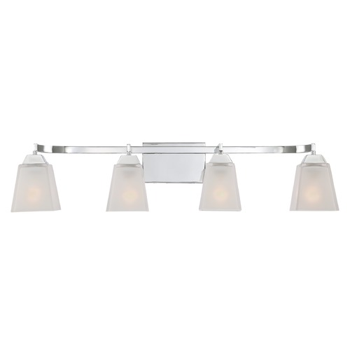Quoizel Lighting Quoizel Loft Polished Chrome Bathroom Light LFT8604C