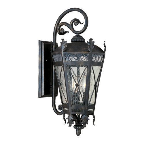 Maxim Lighting Maxim Lighting Canterbury Artesian Bronze Outdoor Wall Light 30455CDAT