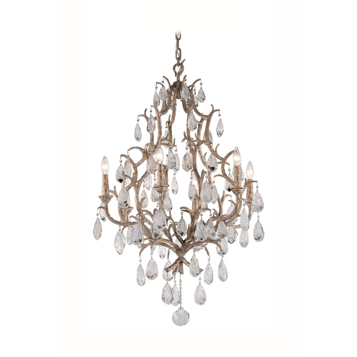 Corbett Lighting Corbett Lighting Amadeus Vienna Bronze Chandelier 163-06