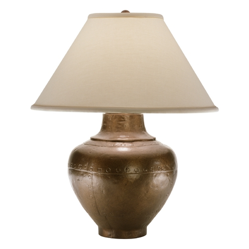 Robert Abbey Lighting Robert Abbey Foundry Table Lamp 9938COP