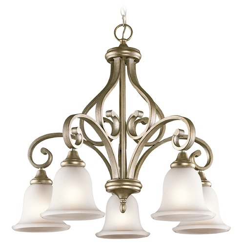 Kichler Lighting Kichler Lighting Monroe Chandelier 43158SGD