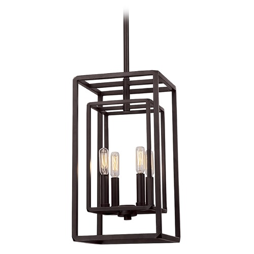 Savoy House Savoy House Lighting Berlin English Bronze Mini-Pendant Light 3-821-4-13