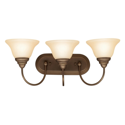 Kichler Lighting Kichler Bathroom Light in Olde Bronze Finish 5993OZ