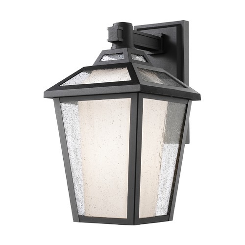Z-Lite Z-Lite Memphis Outdoor Black Outdoor Wall Light 532S-BK