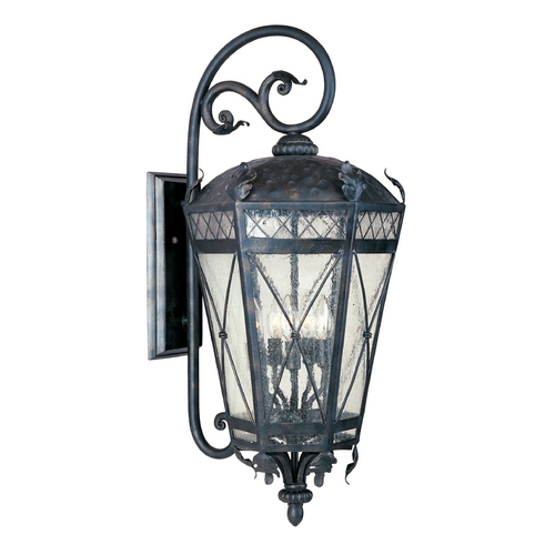 Maxim Lighting Maxim Lighting Canterbury Artesian Bronze Outdoor Wall Light 30456CDAT
