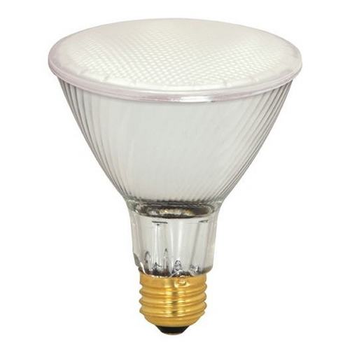 Satco Lighting 39-Watt PAR30 Long Neck Halogen Flood Light Bulb S4132