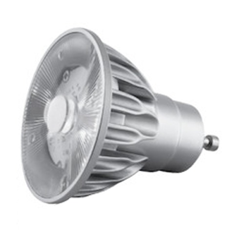 Soraa 7W GU10 LED Bulb MR-16 Narrow Flood 25 Degree Beam Spread 455LM 4000K Dimmable SM16GA-07-25D-940-03