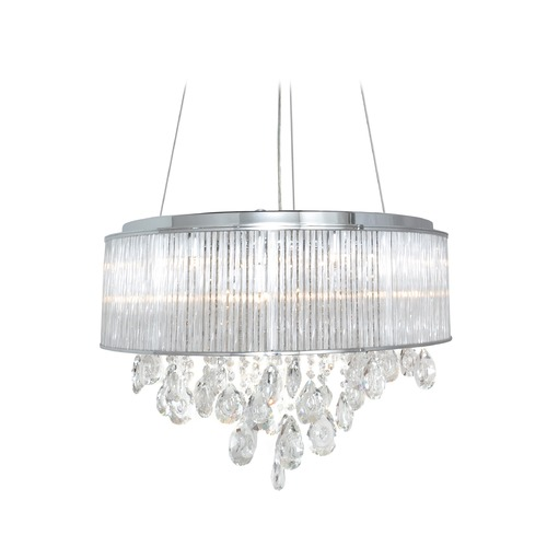 ET2 Lighting Gala Polished Chrome Pendant Light E22295-18PC