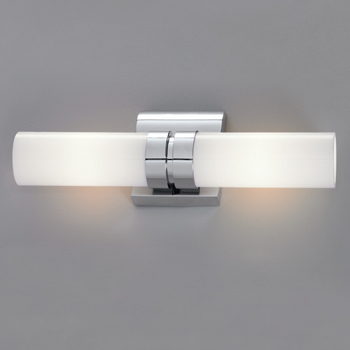 Norwell Lighting Norwell Lighting Wave Chrome Bathroom Light 8902-CH-SO