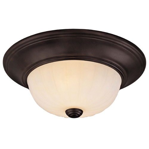 Savoy House Savoy House English Bronze Flushmount Light 11264-13