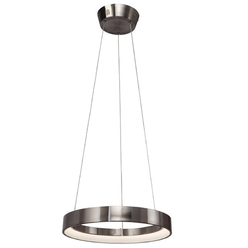 Elan Lighting Elan Lighting Fornello Brushed Nickel LED Pendant Light 83260