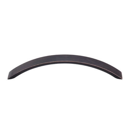Top Knobs Hardware Modern Cabinet Pull in Tuscan Bronze Finish M1654