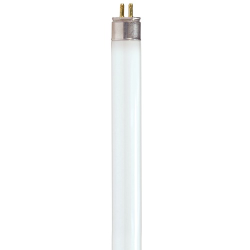 Satco Lighting Fluorescent T5 Light Bulb Bi-Pin Base 3000K S8125