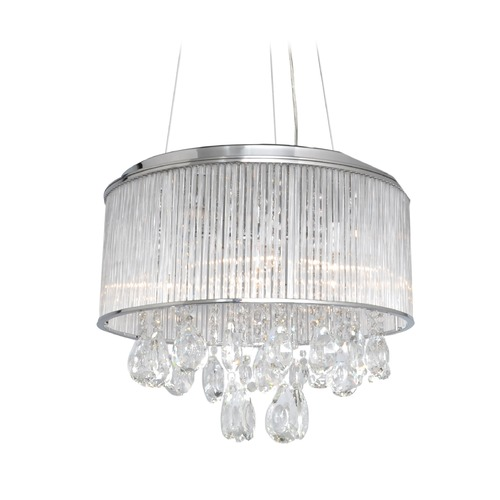 ET2 Lighting Gala Polished Chrome Pendant Light E22296-18PC