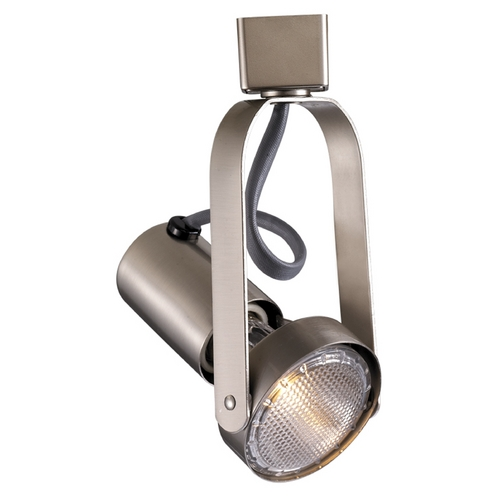 WAC Lighting Wac Lighting Brushed Nickel Track Light Head HTK-763-BN