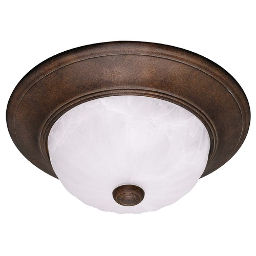 Savoy House Savoy House Brownstone Flushmount Light 11264-BN