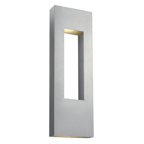 Hinkley Lighting Hinkley Lighting Atlantis Titanium LED Outdoor Wall Light 1639TT-LED