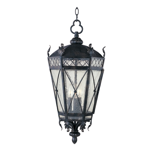 Maxim Lighting Maxim Lighting Canterbury Artesian Bronze Outdoor Hanging Light 30459CDAT