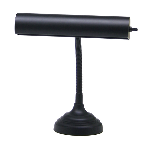 House of Troy Lighting Piano / Banker Lamp in Black Finish AP10-20-7