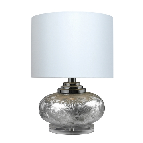 Dimond Lighting Table Lamp with White Drum Shade D234