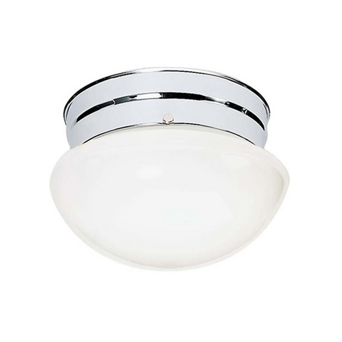 Nuvo Lighting Mushroom Flushmount Ceiling Light - 7-1/2-Inches Wide 77/345