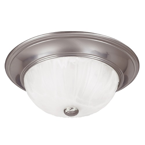 Savoy House Savoy House Satin Nickel Flushmount Light 11264-SN