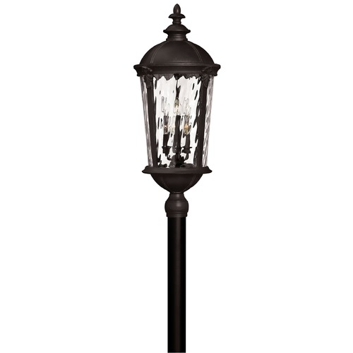 Hinkley Lighting Hinkley Lighting Windsor Black LED Post Light 1921BK-LED