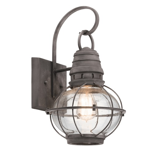 Kichler Lighting Kichler Lighting Bridge Point Outdoor Wall Light 49628WZC
