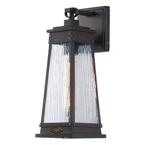 Maxim Lighting Maxim Lighting Schooner Olde Brass Outdoor Wall Light 3043RPOLB