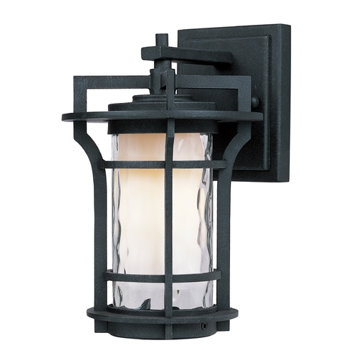Maxim Lighting Maxim Lighting Oakville Ee Black Oxide Outdoor Wall Light 85782WGBO