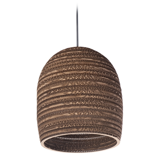 Maxim Lighting Maxim Lighting Java Black Pendant Light with Bowl / Dome Shade 9104JVBK