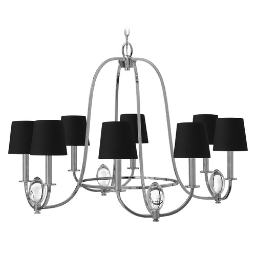 Hinkley Lighting Hinkley Lighting Marielle Chrome Chandelier 3758CM