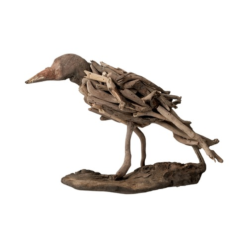 Dimond Home Driftwood Bird 356002