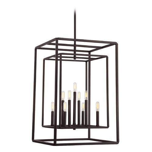Savoy House Savoy House Lighting Berlin English Bronze Pendant Light 3-823-9-13