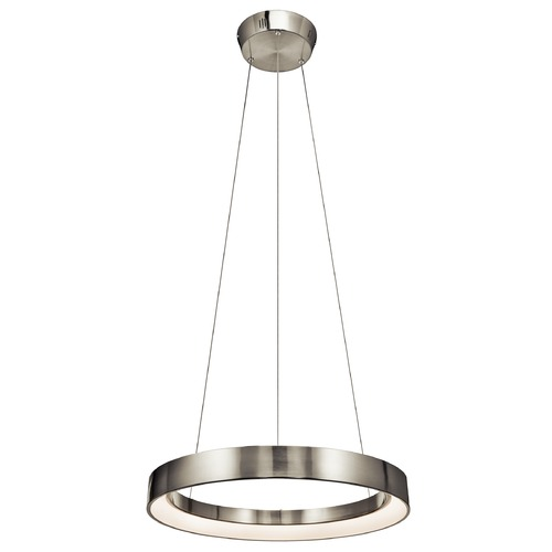 Elan Lighting Elan Lighting Fornello Brushed Nickel LED Pendant Light 83261