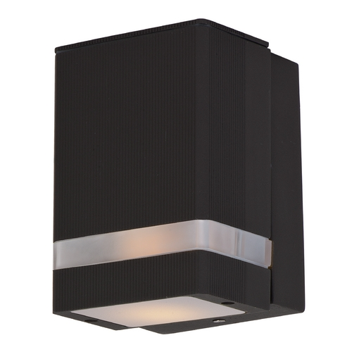 Maxim Lighting Maxim Lighting Lightray Architectural Bronze LED Sconce 86128ABZ