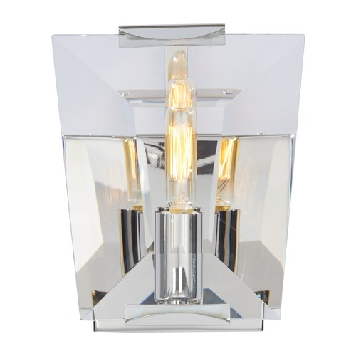 Metropolitan Lighting Metropolitan Castle Aurora Polished Nickel Bathroom Light N2981-613